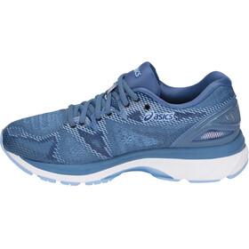 asics Gel-Nimbus 20 Shoes Women Azure/White
